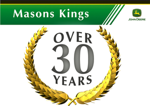 Masons Kings 30 years